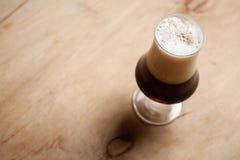 Stout on wood Stock Image