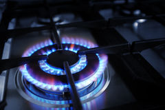 Stove Burner Stock Photography