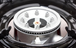 Stove Burner Without Fire. Stock Photography