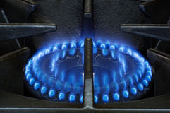 Stove Burner Stock Image