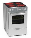 The stove Royalty Free Stock Photos