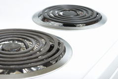 Stove Element Royalty Free Stock Image