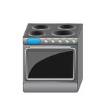 Stove icon Royalty Free Stock Photography