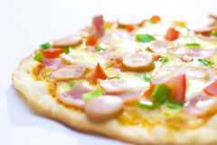 Stove Pizza Royalty Free Stock Image