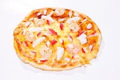 Stove Pizza Stock Photo