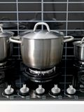 Stove Top Cooking Stock Images