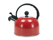 Stove Top Kettle Royalty Free Stock Photography