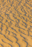 Stovepipe Wells sand dunes Royalty Free Stock Photography