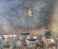 Laos kitchen stock photos