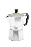 Stovetop espresso maker Stock Images