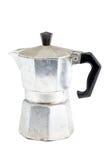 Stovetop espresso maker Stock Photos