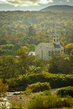 Stowe Βερμόντ το φθινόπωρο Στοκ φωτογραφία με δικαίωμα ελεύθερης χρήσης