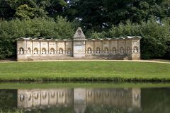 Stowe Gardens Stock Images