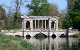 Stowe Landscape Gardens Stock Image