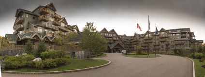 Free Stowe Mountain Lodge Stock Photo - 58553400