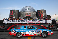 STP celebrates Richard Petty's 25th Anniversary Stock Photos