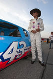 STP celebrates Richard Petty's 25th Anniversary Royalty Free Stock Photo