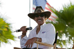 STP celebrates Richard Petty's 25th Anniversary Royalty Free Stock Image