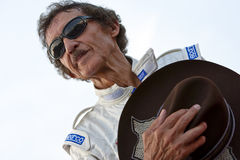 STP celebrates Richard Petty's 25th Anniversary Stock Image