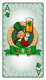 StPatrics Card Stock Images
