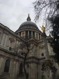 StPaul katedra w Londyn Fotografia Royalty Free