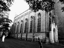 StPaul& x27; s kościół zdjęcia stock
