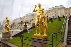 Stperterburg Russia fotografia stock libera da diritti