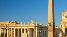 Stpeter-` s Kathedralen-Detailansicht lizenzfreies stockfoto
