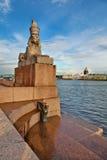StPetersburg Rússia imagem de stock