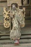 strömförande staty Royaltyfri Bild