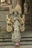 strömförande staty Royaltyfri Fotografi