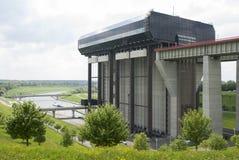 Strépy-Thieu, België Royalty-vrije Stock Foto's
