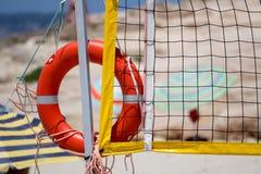 Strände, Meer und Spaß Lizenzfreies Stockbild