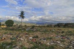 Sträng skada från jordskalv- och smältningnaturkatastrofer arkivfoton