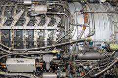 stråle för motor j79 Arkivfoton