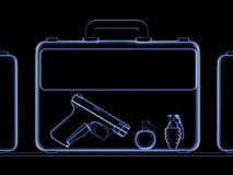 stråle x Fotografering för Bildbyråer