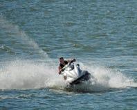 Strålen skidar watersports Arkivfoton