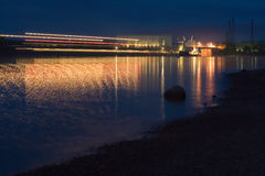 strålship Royaltyfri Foto