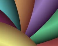 strålstigningssun vektor illustrationer