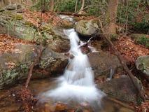 Ström i Ohiopyle Fotografering för Bildbyråer