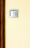 strömbrytare Arkivbild