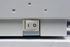 strömbrytare Arkivfoton