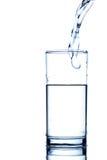 Strömendes Wasser stockfoto