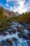 Strömvatten Manthal Royaltyfria Foton