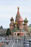 Str. Basilikum-Kathedrale Stockfoto