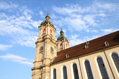 Str. Gallen Stockfoto