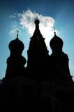 Str. Kathedrale des Basilikums Stockfotografie