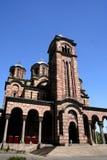 Str. Kirche der Markierung Stockfotografie