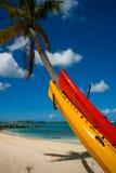 Str. Martin, französische Antillen Lizenzfreie Stockfotos