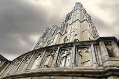 Str. Michael und Gudula Kathedrale stockfotos